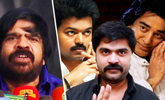 Simbu was the ONLY one who supported Vijay & Kamal : T Rajendar Speech