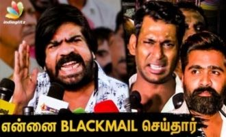 Simbu Didn't Get any Help from Producer Council : Why ? | T.Rajendar Speech
