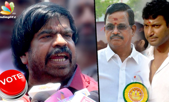 Council member wants REAL producers not REEL : T Rajendar, KR, SV Sekar Speech