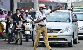 Man dies of heart attack after argument with traffic police