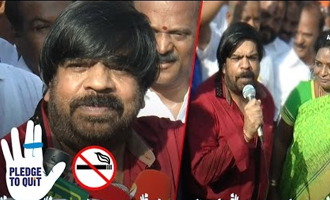 T. Rajendar joins BJP for social cause