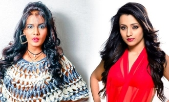 """Don't copy me, Grow up!"" - Meera Mitun gives strong warning to Trisha!"