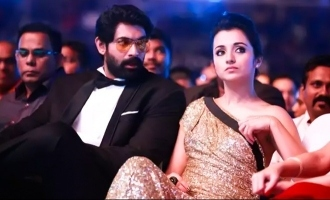 Valentine's Day special: Are Rana Daggubati and Trisha back together?