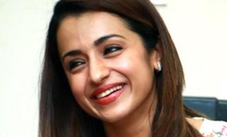 Trisha picks the best 3 actors in India!