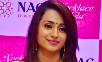 Trisha Inaugurates NAC Jewellers Necklace Mela