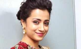 Trisha to team with Radha Mohan again?