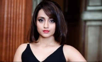 Trisha has a sincere request to fans in her latest video