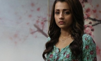 Trisha in Paramapadha Villaiyattu chennai release rights by Abirami Ramanathan