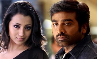 Vijay Sethupathi -Trisha flick gets an interesting title