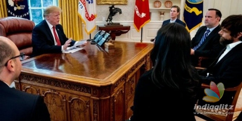 Why have I lost my Twitter followers: US Prez Trump complains to Twitter CEO Jack