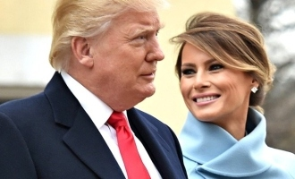 US president Donald Trump and his wife test positive for Coronavirus!