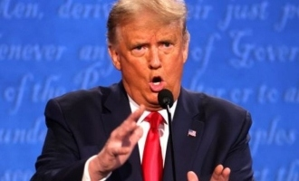 Look at India, it is filthy: US President Donald Trump