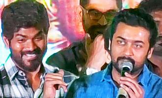 Vignesh Shivan changed my movies Style : Suriya Speech