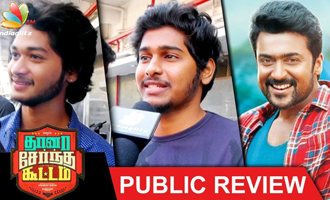 Thaanaa Serndha Koottam : Public Review & Reaction