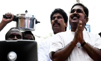 Supreme court denies cooker symbol for AMMK!