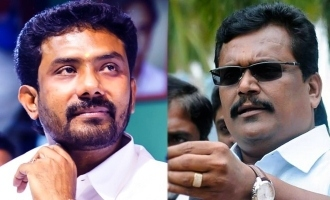 Case against Theni AMMK candidate fighting O.Panneerselvam's son!