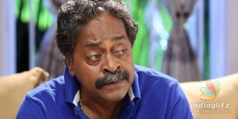 Veteran actor-director Rajasekhar passes away