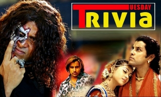 Tuesday Trivia ! All about Shankar's 'Anniyan'