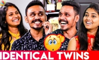 How We Differentiate between Our Husbands ? : Arun & Aravind Twins Interview