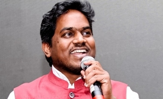 Yuvan's exciting update on Maamanidhan!