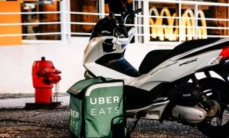 Man receives soiled underwear along with food order from Uber Eats