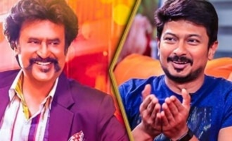 Working With Rajinikanth Is A Dream Come True For Me : Udhayanidhi Stalin