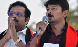 Modi is a villan and Ramdoss comedian in Election movie says Udhayanidhi