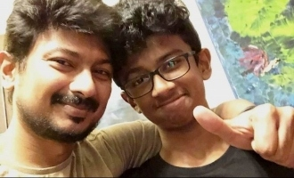 Udhayanidhi Stalin and son Inbanidhi look like buddies in latest viral photo