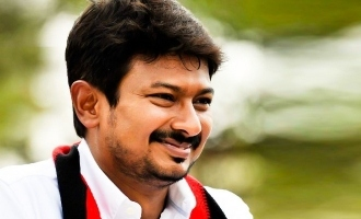 Udhayanidhi Stalin does not want to play karunanidhi on screen