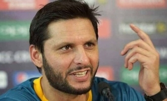 Sachin is afraid of his ball Afridi has made controversial comments