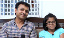 Unni Krishnan Wishes His Daughter