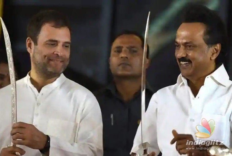 DMK -Congress alliance constituency list for Elections 2019