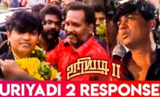 Uriyadi 2 : Thoothukudi Fans Vera Level Reaction