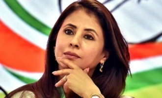 Actor Urmila Matondkar resigns from Congress