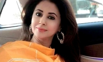 Actress Urmila will join in Sivasen today