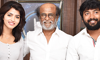 Rajinikanth Launches 'Uru' Movie Teaser
