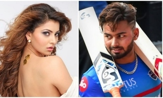Is Rishab Pant dating a hot actress after dumping his girlfriend