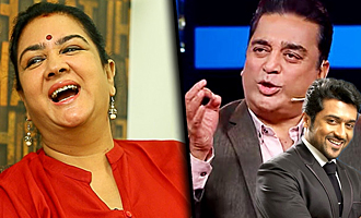 Kamal Hassan can't be compared to anyone : Actress Urvashi Interview