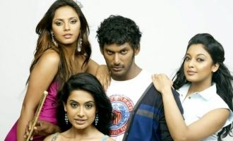 Vishal admits dating women