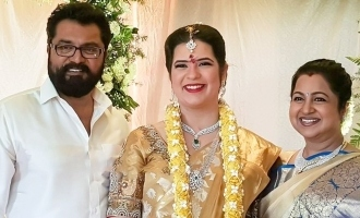 """""""This is the beginning Appa!"""" Rayane's emotional message for Sarathkumar!"""