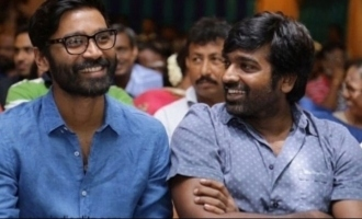 Dhanush's latest heroine pairs up with Vijay Sethupathi for exciting new movie