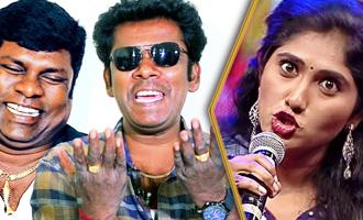 Ennama ippadi panreengale ma! Vadivel Balaji & Ramar Comedy Interview