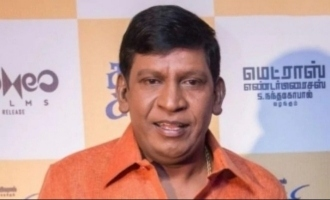 Vadivelu joining the BJP?