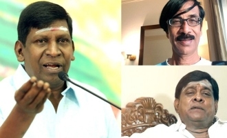 Vadivelu files complaint against Manobala and Singamuthu!