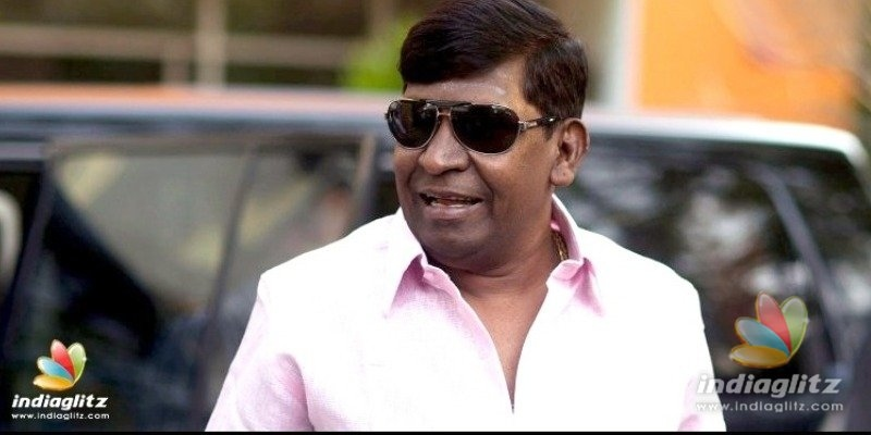 Vadivelu clears the controversy about his birthday