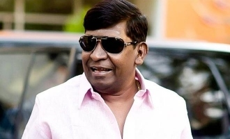 Vadivelu opens up on reports of joining BJP!