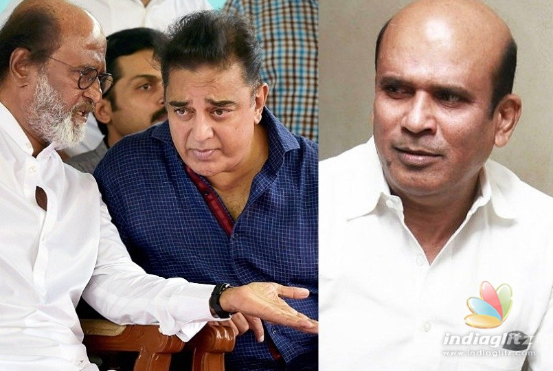 Kamal-Rajini cannot become CM, says this popular actor