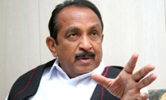 Vaiko said about Rajinikanth political entry