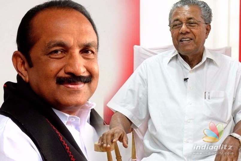 Vaiko lauds Kerala Govt  for crossing the caste-barrier in