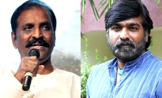 Vairamuthu tweet about vijaysethupathi in 800 the movie